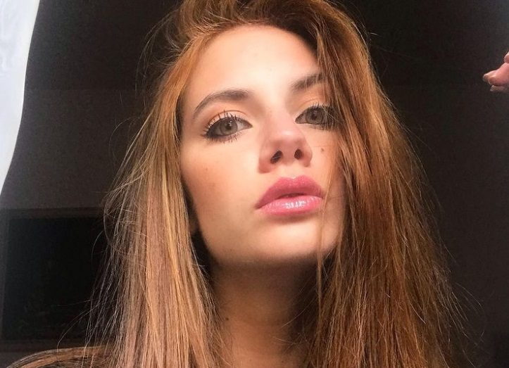 MISS LOMBARDIA: Francesca Rabbolini di 20 anni, di Villa Cortese (Milano)