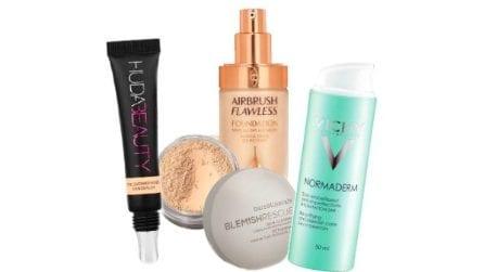 Cosmetici per pelli acneiche: make up e skincare