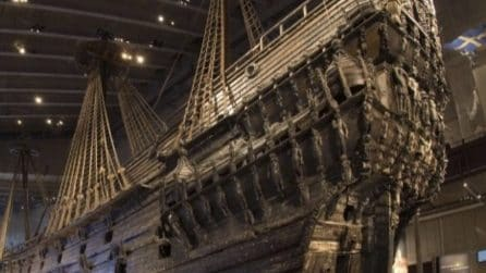 Un galeone affondato 400 anni fa ma ancora intatto e conservato alla perfezione