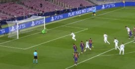 Champions League, le immagini di Barcellona-Juventus