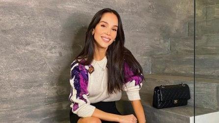 Paola Di Benedetto, il nuovo stile trendy ed eclettico