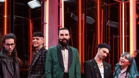 X Factor 2020, le foto dei 4 finalisti