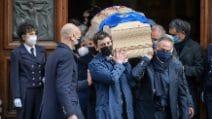 Funerali di Paolo Rossi presso il Duomo di Vicenza: le immagini