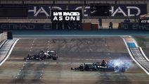 Formula 1, le immagini del Gran Premio di Abu Dhabi