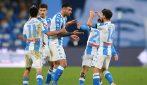 Serie A, le immagini di Napoli-Sampdoria 2-1