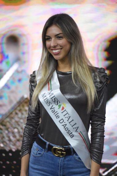 Martina Zonco, 19 anni, di Cossato (Biella)