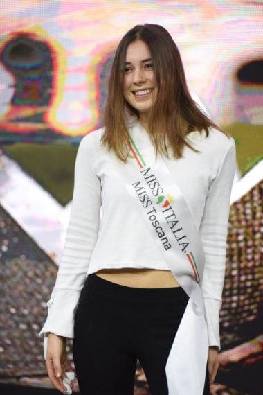 Greta Beruatto, 19 anni, di Arezzo