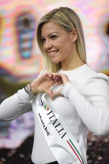 Lea Calvaresi, 24 anni, dia Grottammare (Ascoli Piceno)