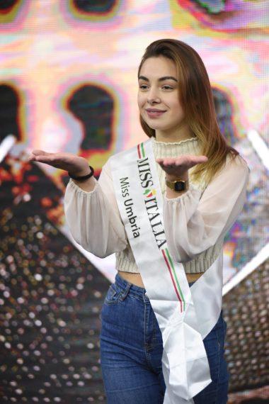 Lada Anashkina, 18 anni, di Città di Castello (Perugia)
