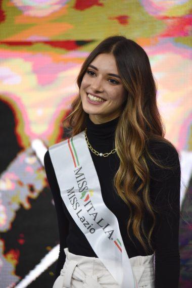 Alice Ferazzoli, 18 anni, di Roma