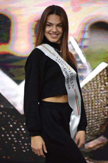 Erika Argenziano, 20 anni, di Recale (Caserta)