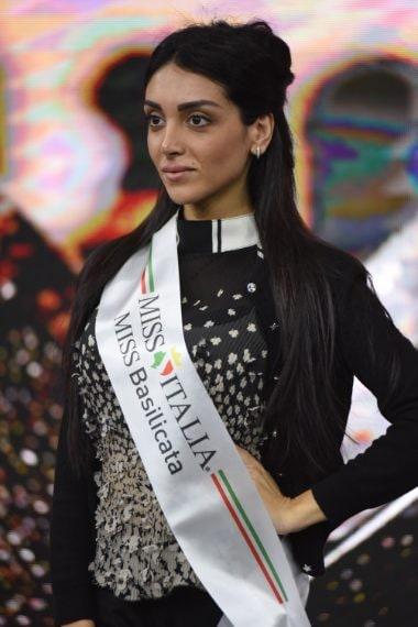 Lucia Apicella, 28 anni, di Cava de' Tirreni (Salerno)