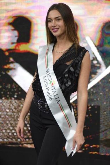 Simona Frascaria, 19 anni, di San Nicandro Garganico (Foggia)