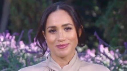 I rossetti fucsia per imitare il beauty look di Meghan Markle