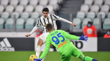 Serie A, le immagini di Juventus-Atalanta