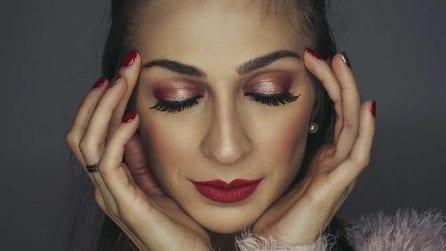 Il make up delle feste: copia i look delle star!