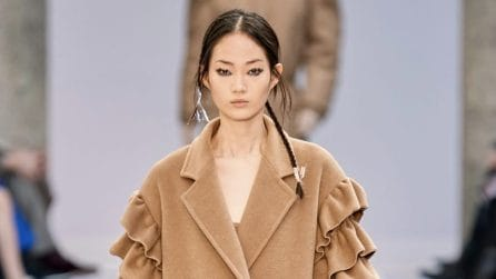 Il cappotto cammello torna protagonista del guardaroba invernale