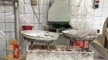 Panificio sporco e pericoloso in provincia di Napoli: arriva la polizia