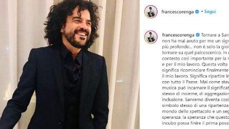 Le reazioni dei Big di Sanremo 2021 dopo l'annuncio