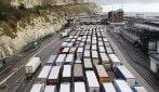 Brexit, lunghe code e camion bloccati in vista del 31 dicembre