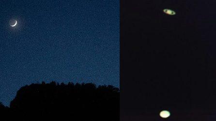 """La """"Stella di Natale"""", congiunzione Giove Saturno: l'evento si ripete dopo 800 anni"""