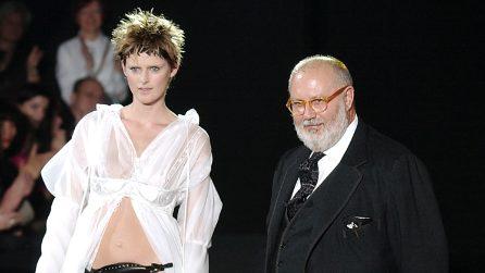 Stella Tennant, i look della supermodella dalla bellezza androgina