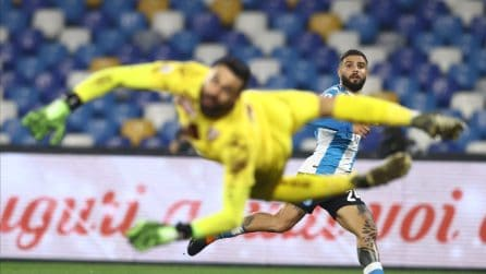 Serie A, le immagini di Napoli-Torino 1-1
