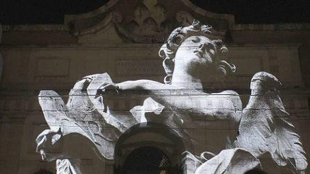 Porta del Popolo si illumina con le opere barocche: dipinti, luoghi sacri e scorci urbani