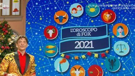 Oroscopo 2021 di Paolo Fox: i grafici segno per segno