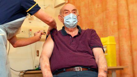Chi è la prima persona a cui è stato somministrato il vaccino diOxford-AstraZeneca