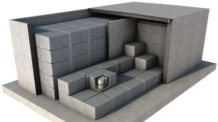 Nucleare, ecco la struttura del deposito nazionale per i rifiuti radioattivi
