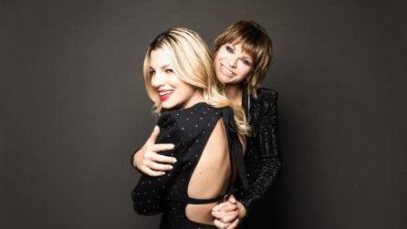 Emma e Alessandra Amoroso per Pezzo di cuore