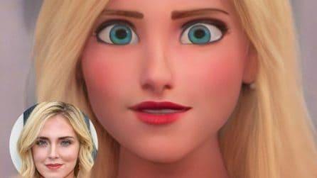 I personaggi famosi inversione Pixar grazie a ToonMe