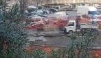 Piazza Leonardo, via il cantiere: partiti i lavori di ripristino dopo 10 anni
