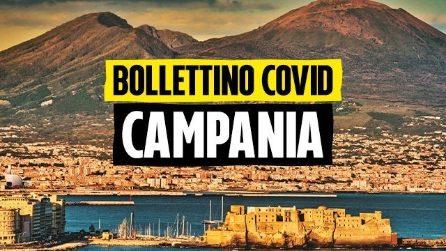 Covid in Campania, i numeri e i bollettini della pandemia