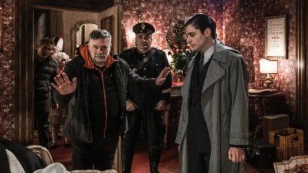 Il commissario Ricciardi - Le foto di scena