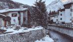 Ponte di Legno innevata: lo splendido paesaggio
