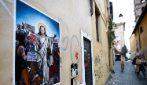 Roma, un murale per il Presidente degli Stati Uniti Joe Biden dell'artista Harry Greb