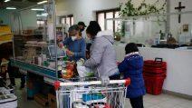 Roma, interventi straordinari per le persone sole e le famiglie indigenti presso l'emporio Caritas