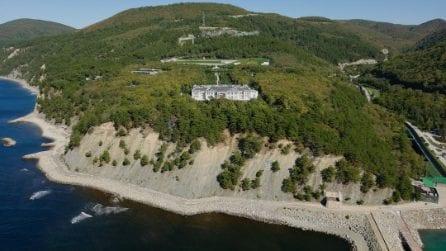 All'interno del Palazzo segreto di Putin da 1,1 miliardi di euro