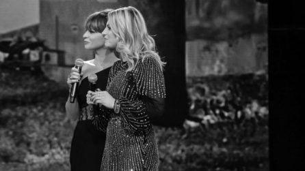 """Emma Marrone e Alessandra Amoroso, i look per """"La musica che gira intorno"""""""