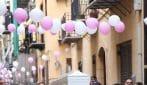 I funerali di Antonella Sicomero, morta a dieci anni a Palermo