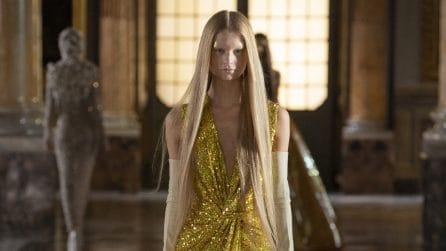 La sfilata Valentino Haute Couture Primavera/Estate 2021