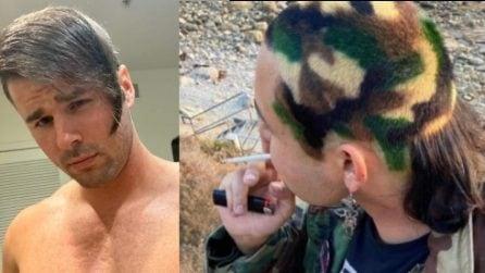 I 9 look più assurdi: tagli di capelli improbabili e tinte eccentriche