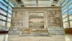 Roma, il museo dell'Ara Pacis: le immagini