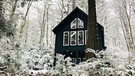 Le 10 case di Airbnb più viste su Instagram