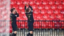 Il Barcellona batte il Granada 5-3 e vola in semifinale di Coppa del Re