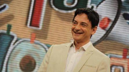 """Paolo Fox, le foto in cui è protagonista in tv: da """"I Fatti Vostri"""" a """"Mezzogiorno in famiglia"""""""