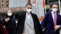 La ex compagna di Astori, Francesca Fioretti, in tribunale