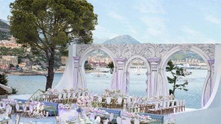 Le 5 location più ambite della Campania per sposarsi